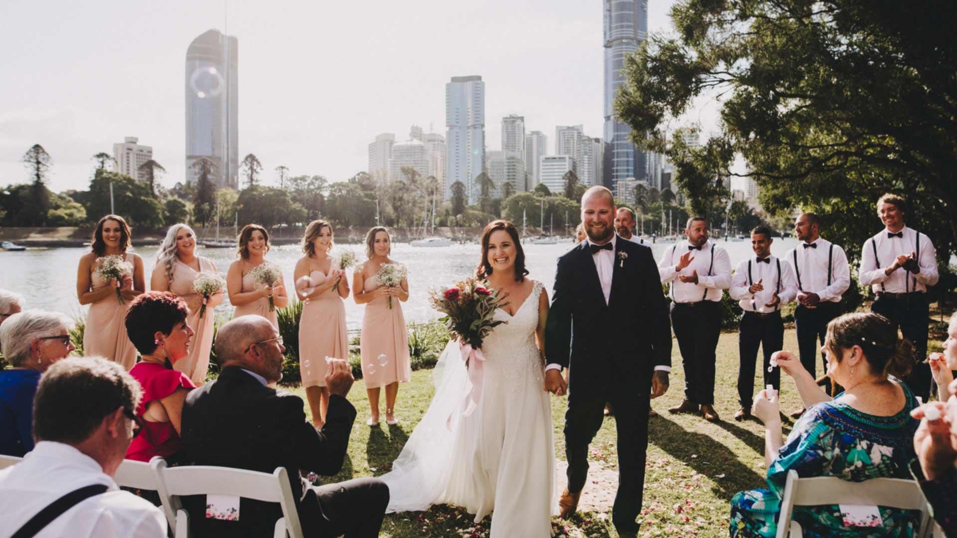 brisbane wedding planning