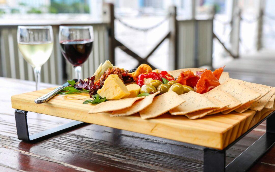 Kayak, Wine & Grazing Board