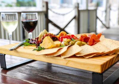 Kayak, Wine & Grazing Board
