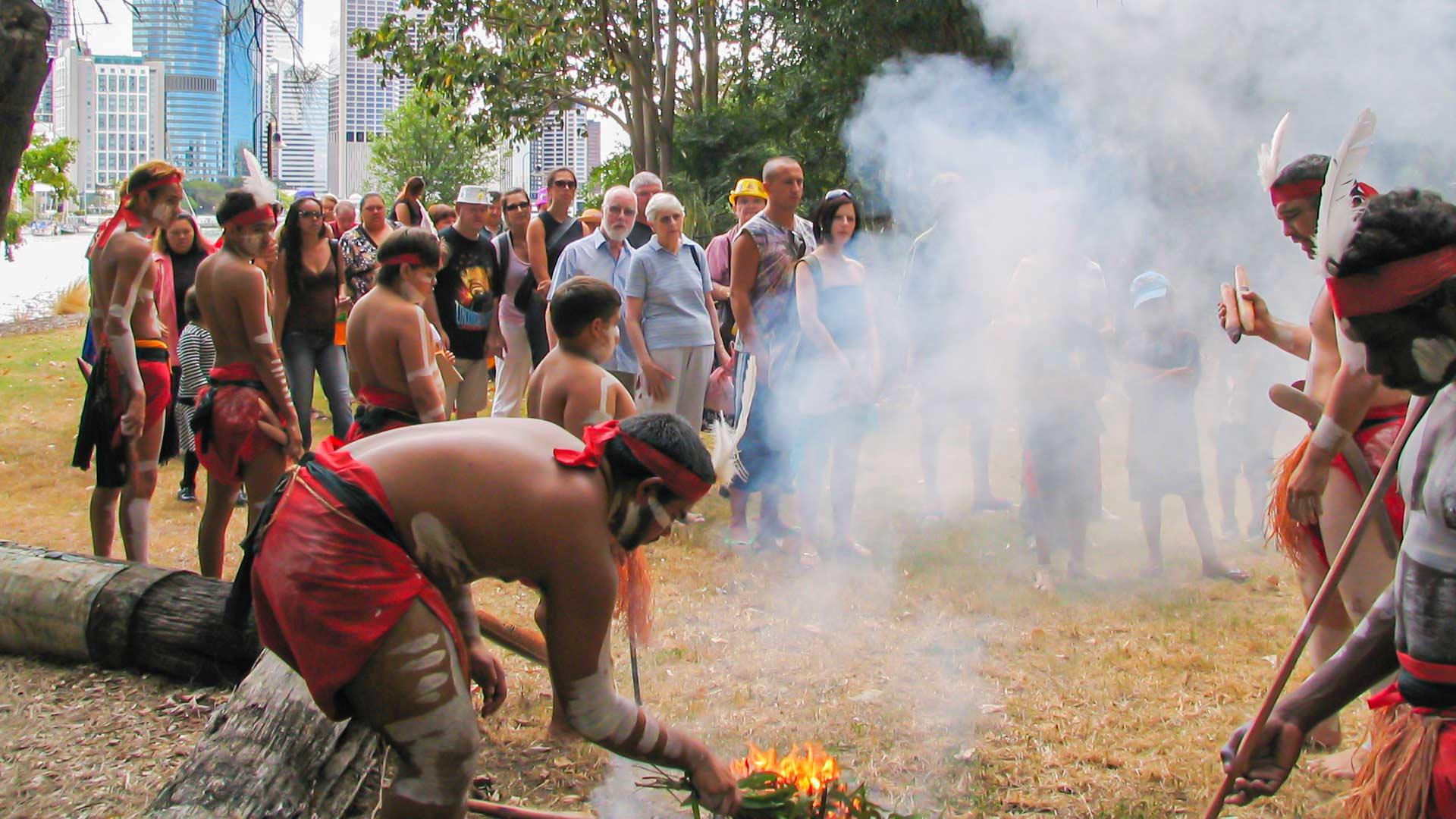 aboriginal experience